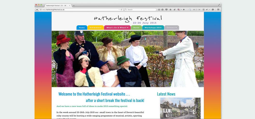 Hatherleigh Festival Website