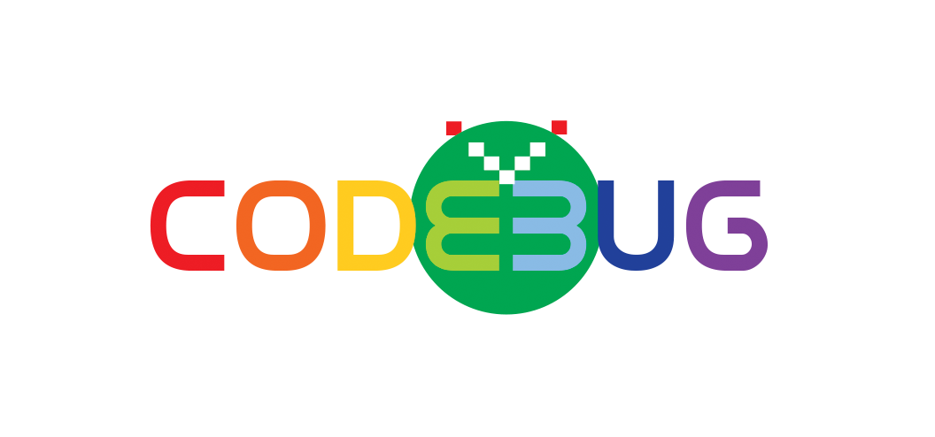 codebug logo design by Pynto