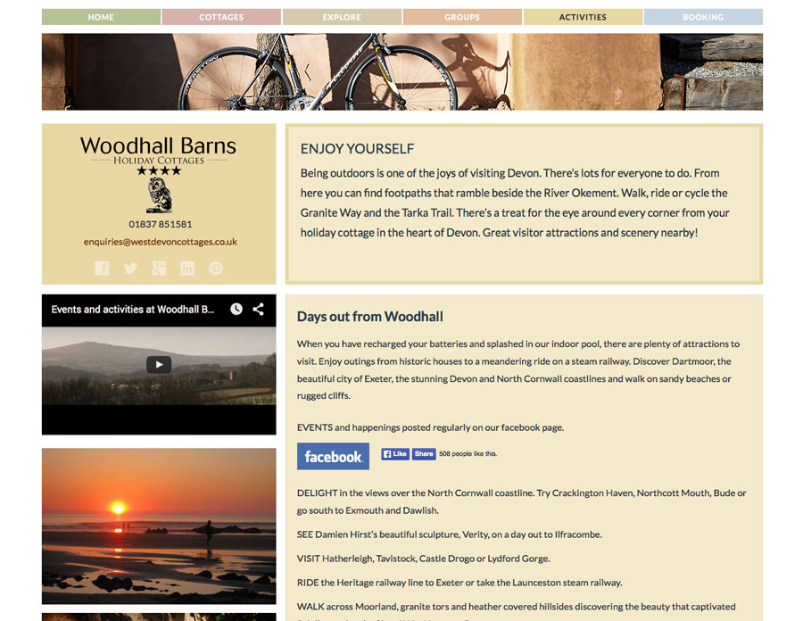 woodhall-webdesign-by-Pynto