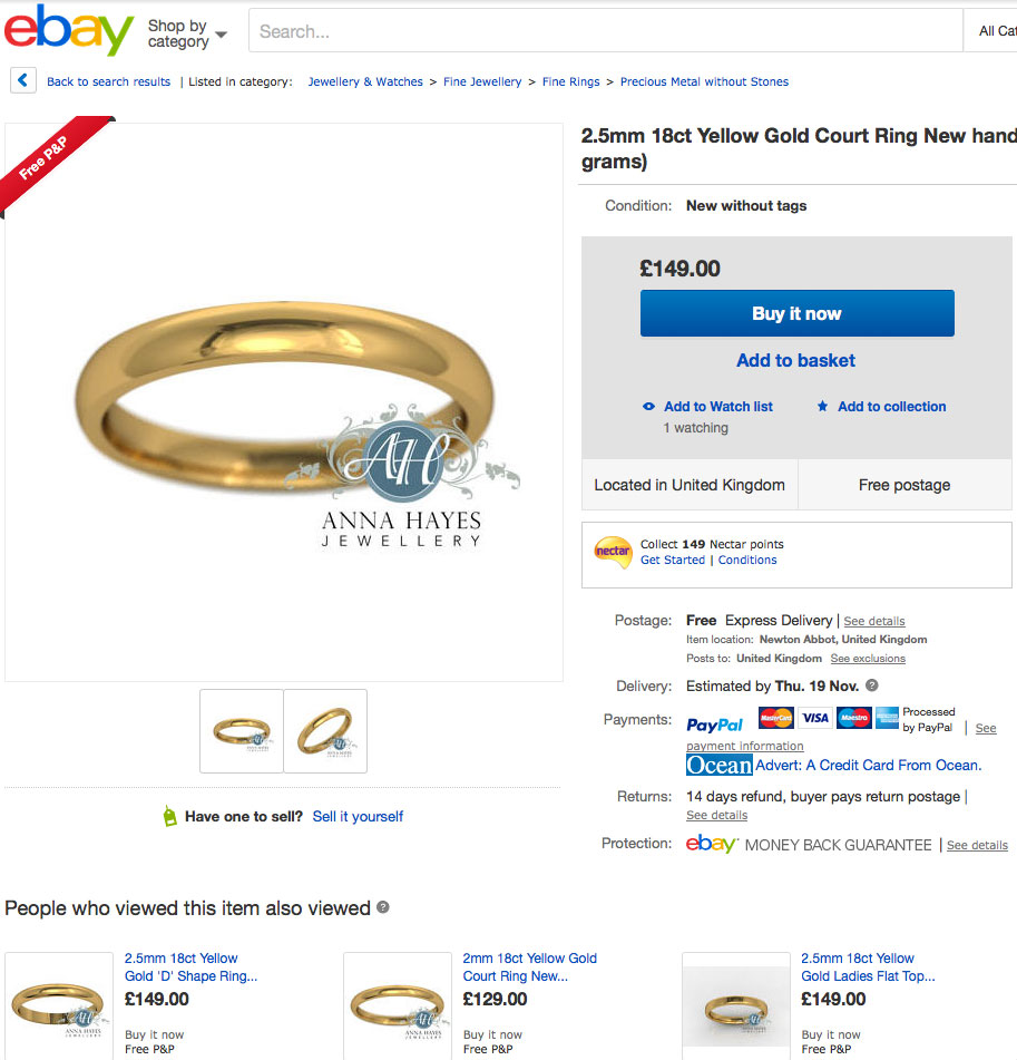 branded ebay product images