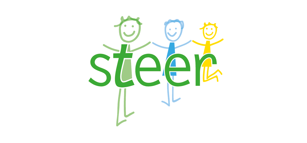 steer – logo by pynto