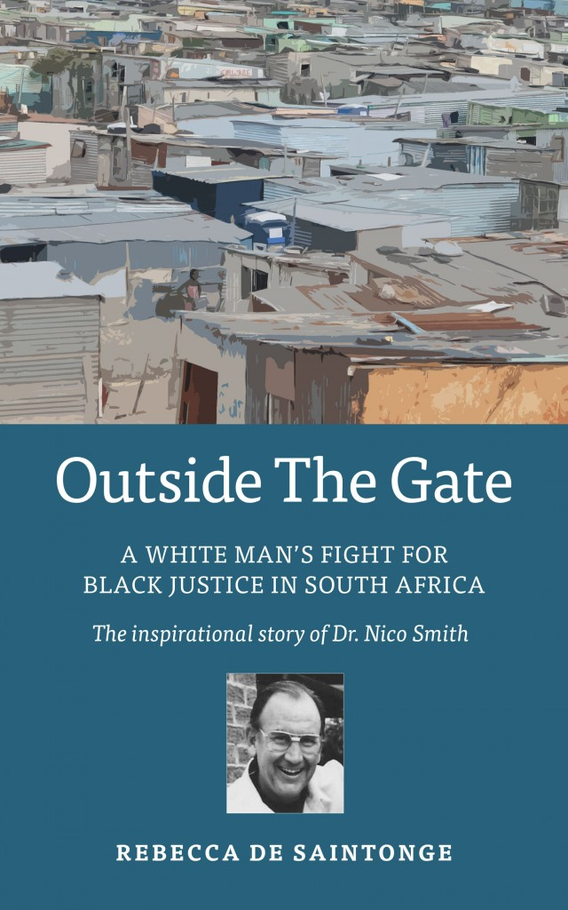 Outside the Gate – book cover design by Pynto