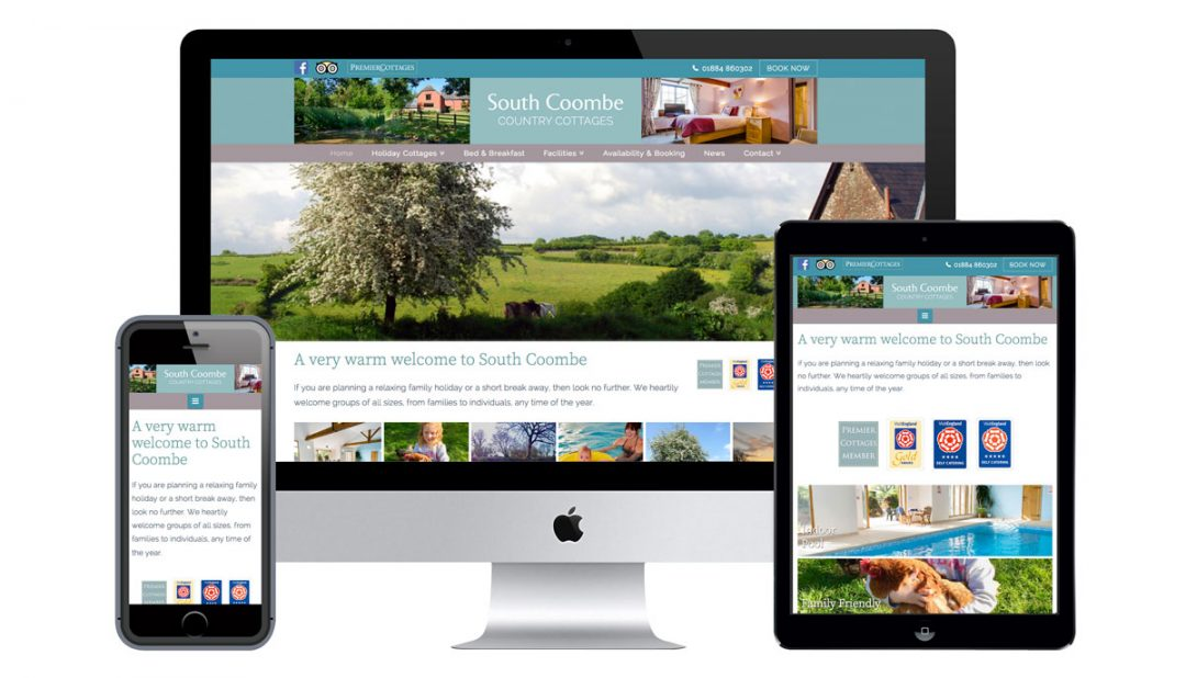Pynto website redesign responsive wordpress